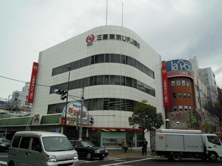 銀行 【銀行】UFJ銀行 明石店まで216m
