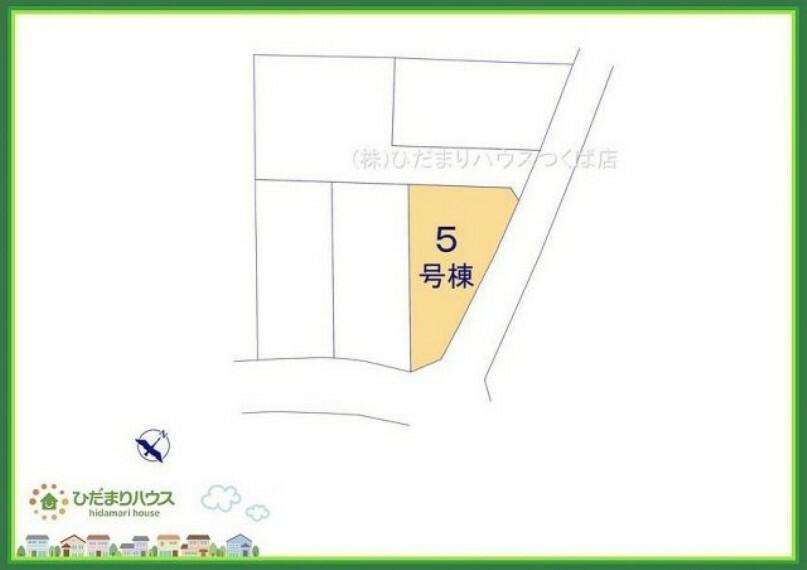区画図 フラット35対応(^^)/