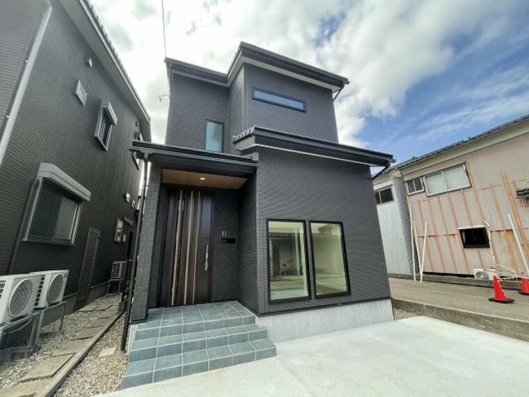 現況外観写真 【泉野小学校・野田中学校地区】の4SLDK新築住宅が登場