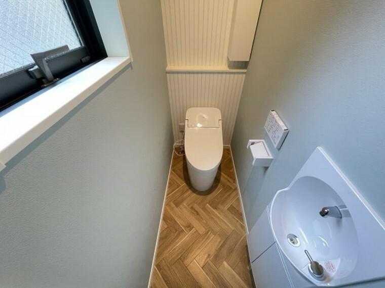 トイレ 1階トイレ 温水洗浄便座付き