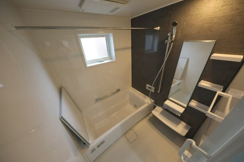 浴室 オートバス、追い炊き機能、浴室乾燥暖房