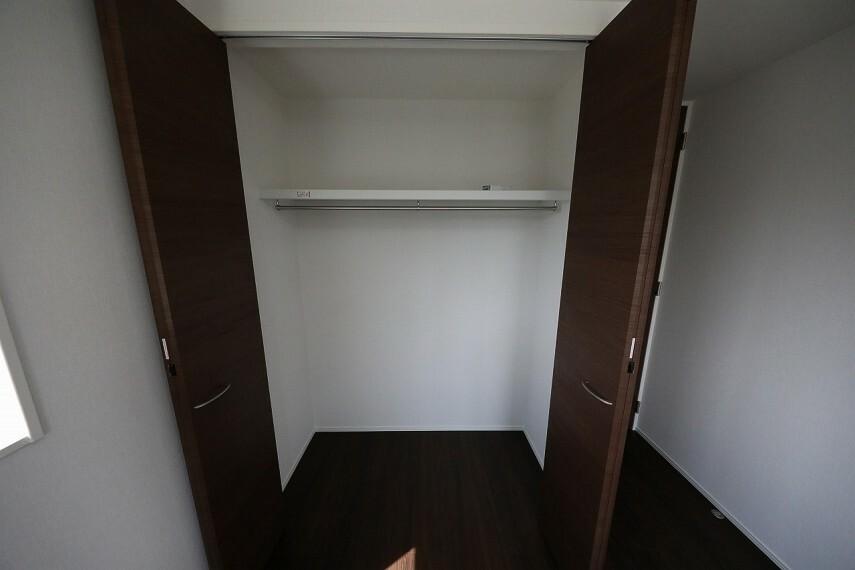 収納 2階 洋室5.2帖(2)にある収納スペースです。