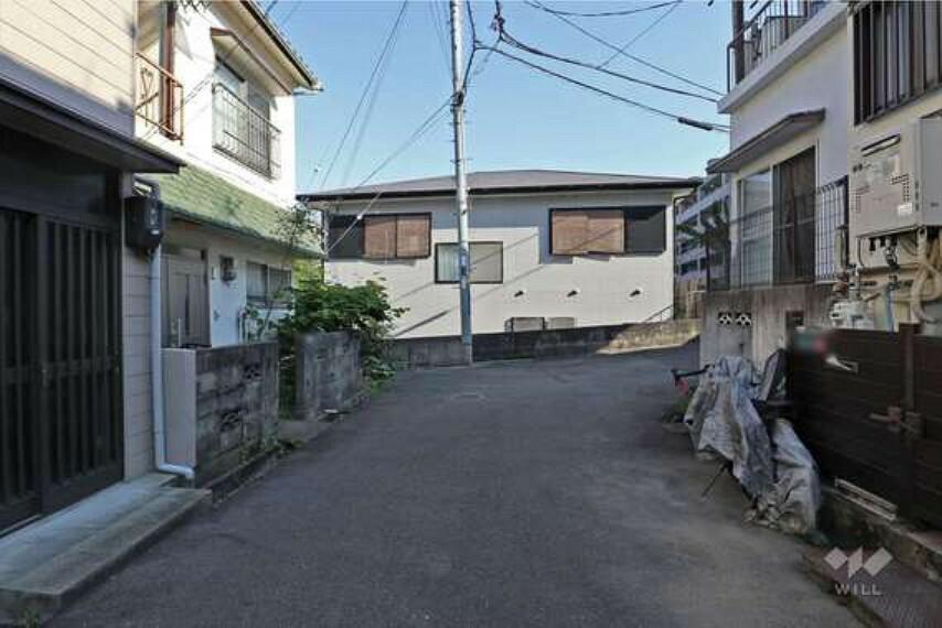 現況写真 複数沿線利用可能のため、大阪や神戸までの通勤・通学も楽々。