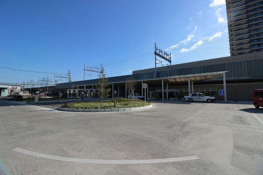 JR 草薙駅 北口