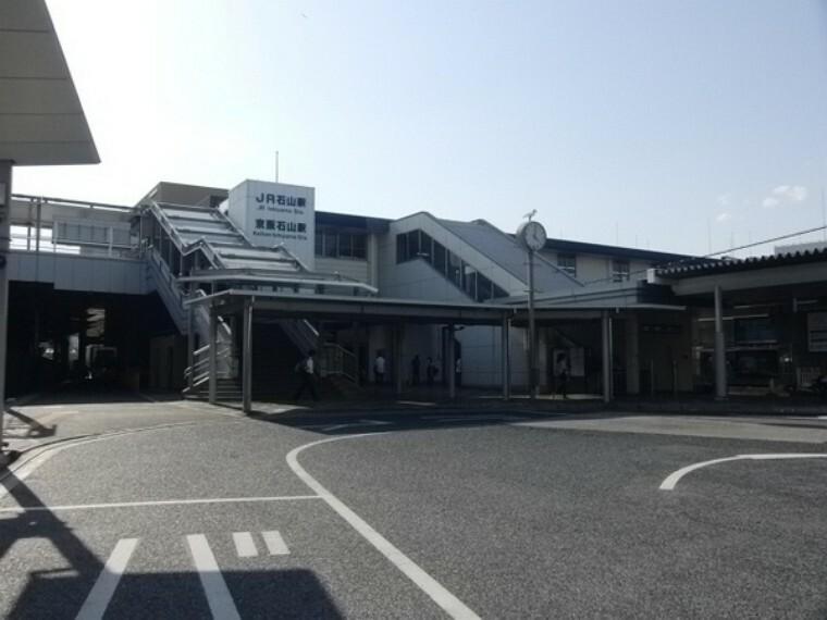 東海道本線 石山駅