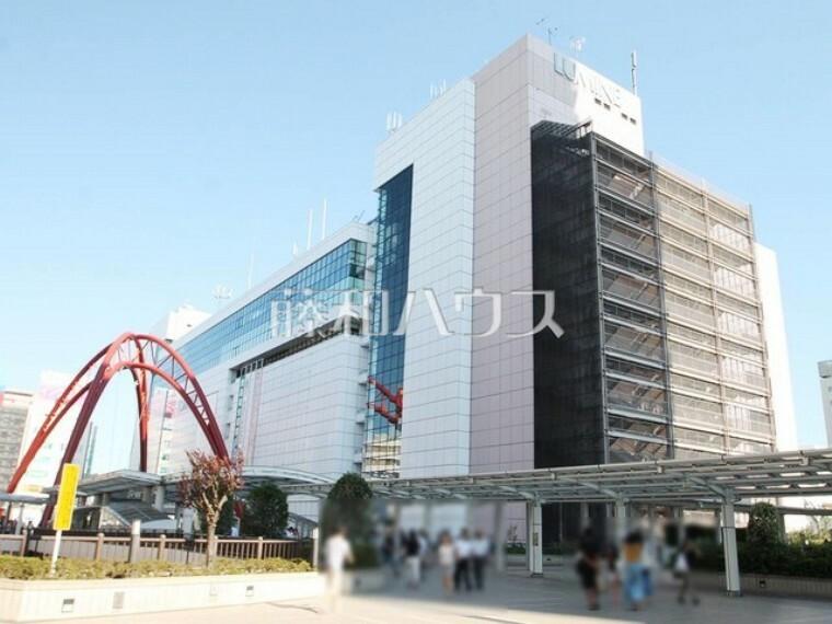 JR中央線・南武線・青梅線「立川」駅