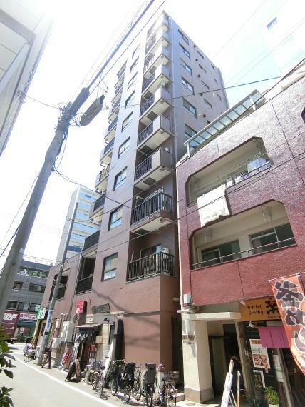 外観写真 ・『菊川』駅 徒歩1分 ・新耐震基準
