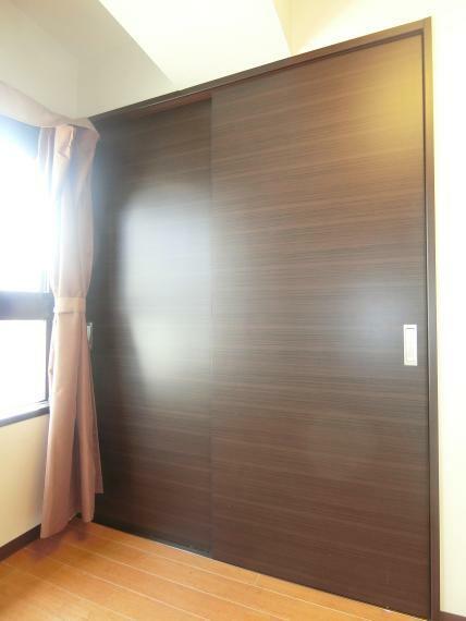 収納 ・洋室6.0帖 収納クローゼット ・収納量豊富