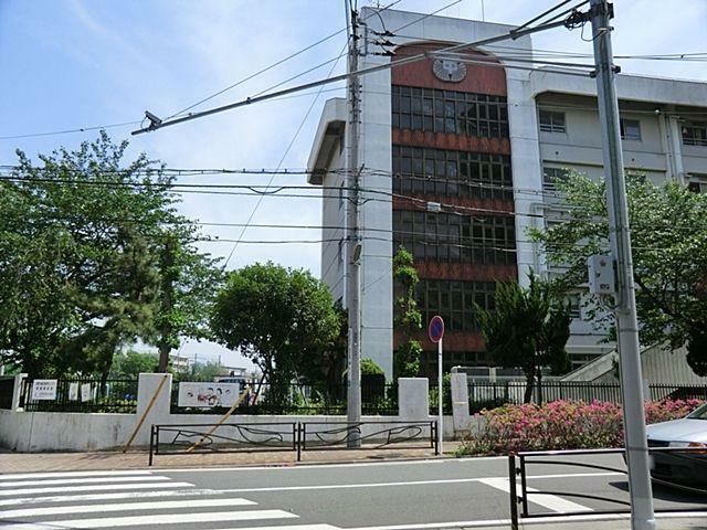 中学校 川崎市立塚越中学校 徒歩10分。