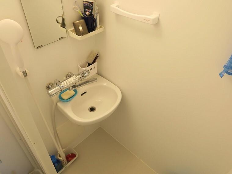 浴室 シャワースペース