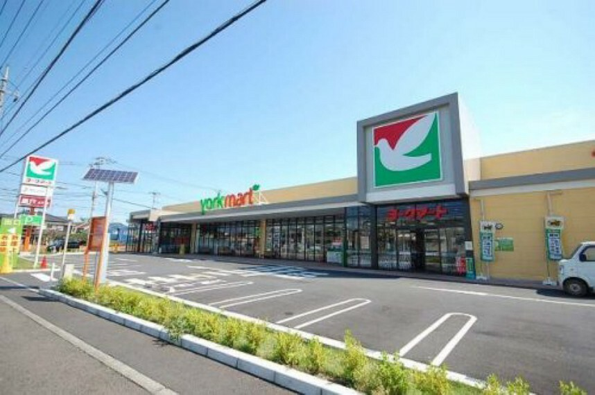 スーパー 【スーパー】ヨークマート扇台店まで932m