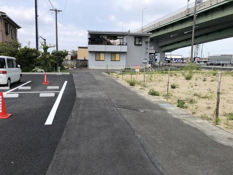外観・現況 認定外道路 約3.0m