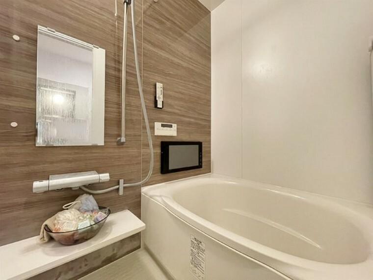 浴室 日々の疲れを癒す浴室。