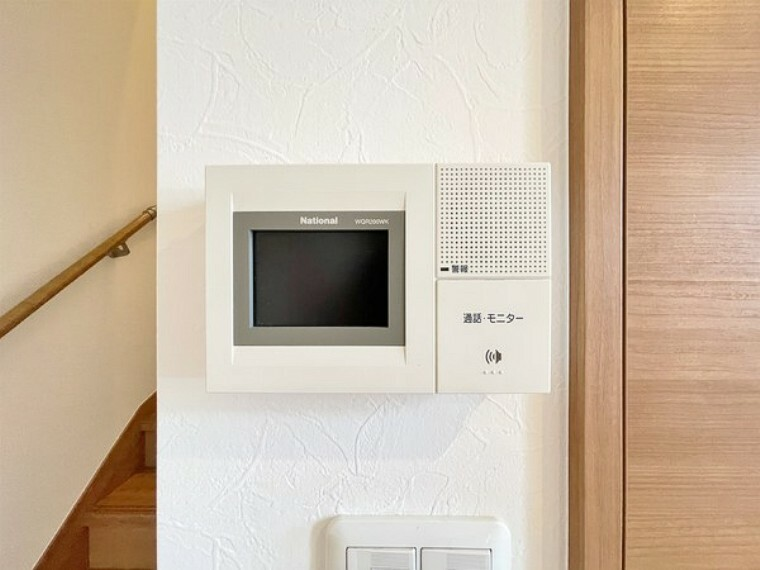 専用部・室内写真 テレビモニター付きインターホン
