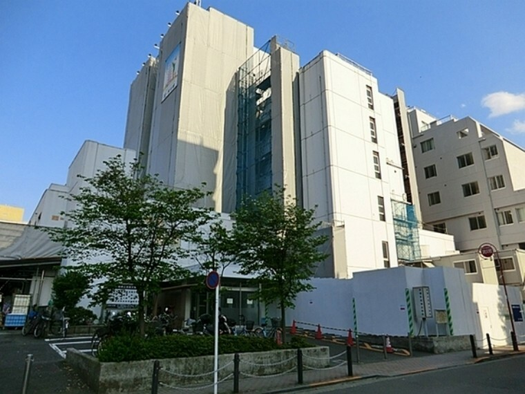 病院 板橋区医師会病院