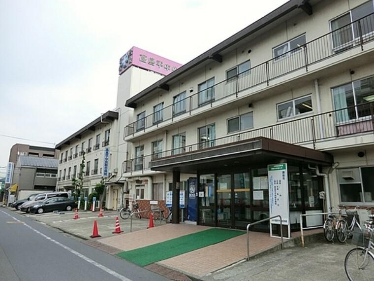 病院 医療法人社団明芳会高島平中央総合病院