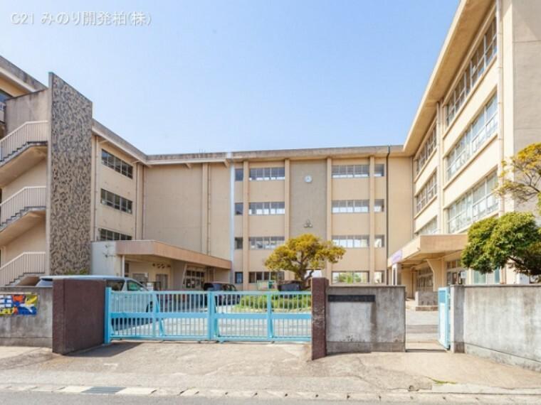 小学校 松戸市立古ケ崎小学校