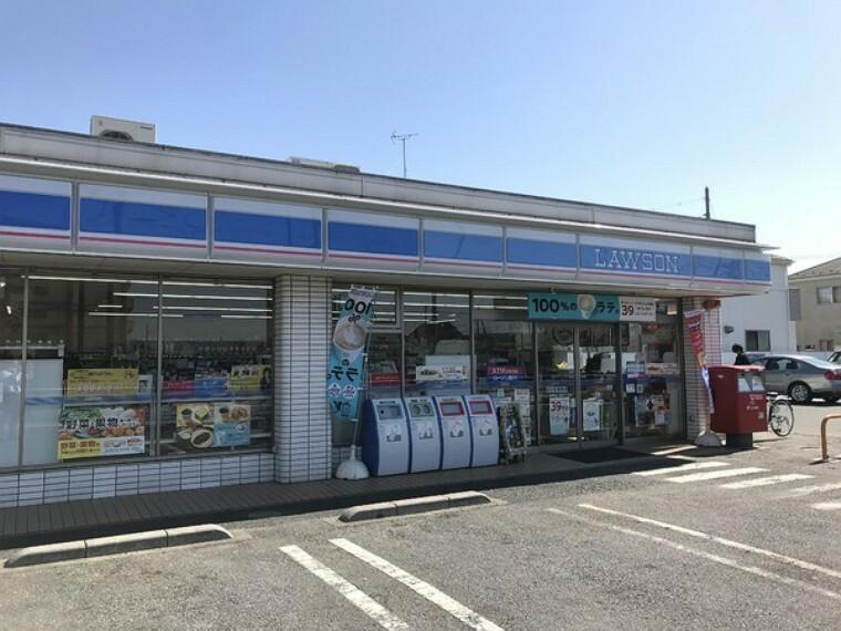 コンビニ ローソン松戸古ケ崎4丁目店