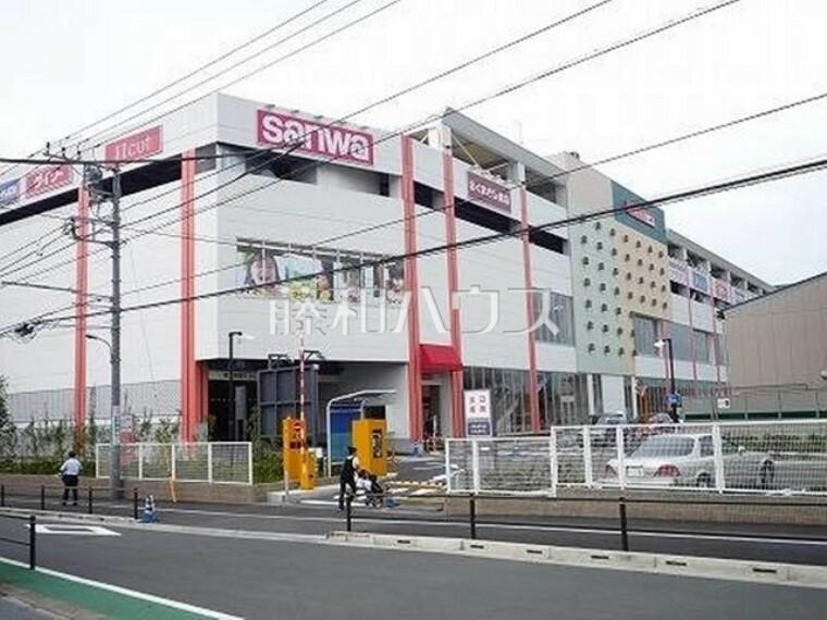 ショッピングセンター アメリア稲城ショッピングセンター