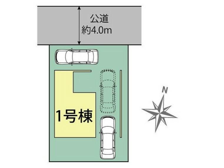 区画図 区画図 【名古屋市南区東又兵ヱ町3丁目】