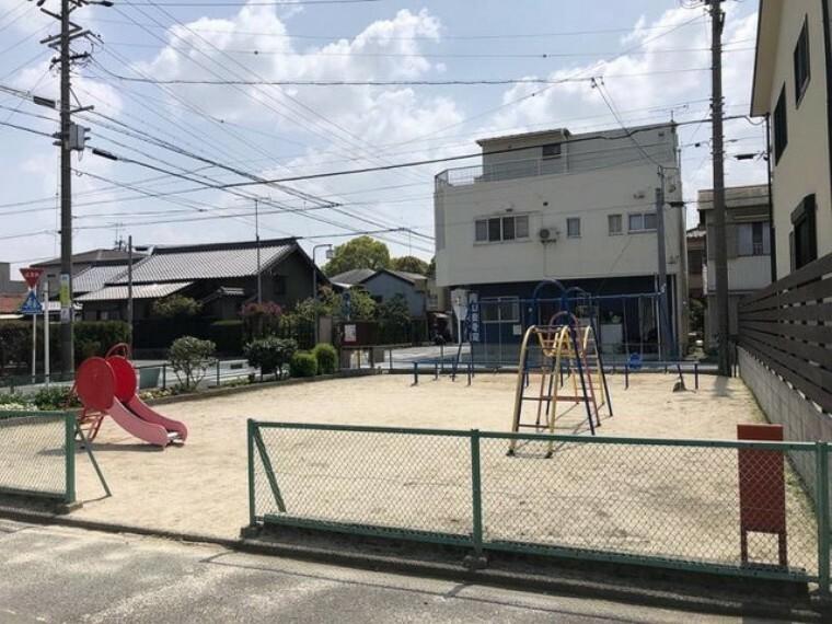 公園 又兵ヱ住宅児童遊園地 徒歩2分