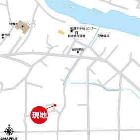 土地図面 案内図