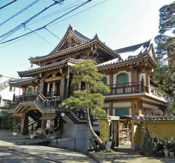 【寺院・神社】専光寺まで279m