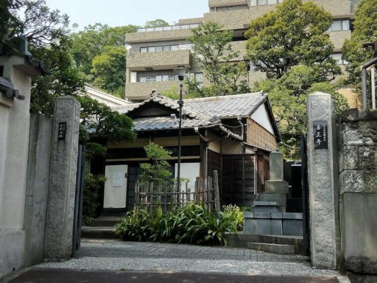 【寺院・神社】善正寺まで339m