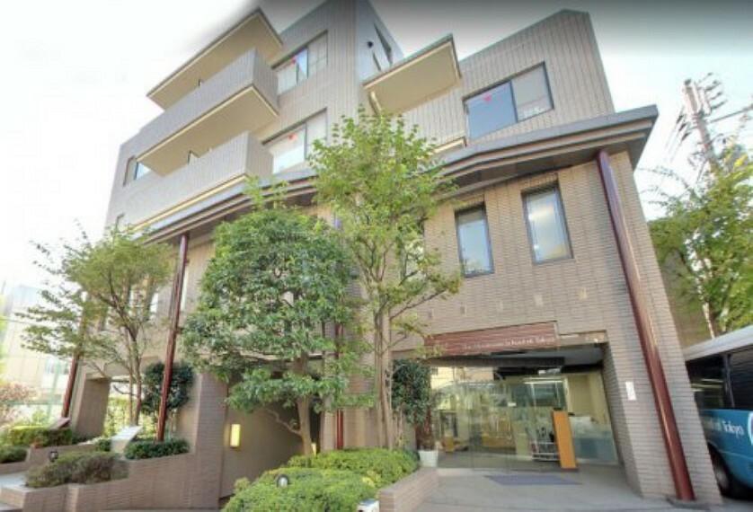 小学校 【小学校】モンテソーリ・スクール・オブ・トウキョウまで579m