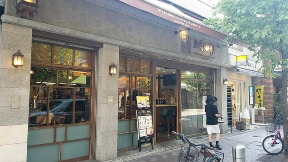 【喫茶店・カフェ】上島珈琲店 麻布十番店まで788m