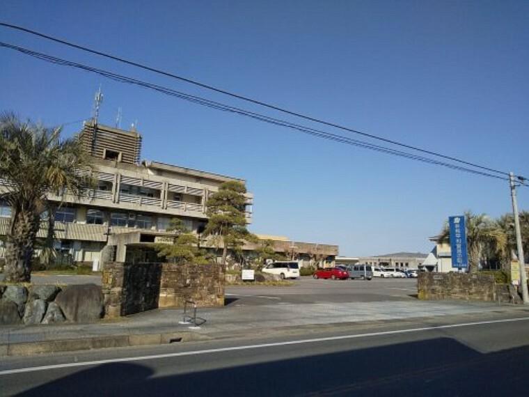 役所 【市役所・区役所】九十九里町役場まで5364m