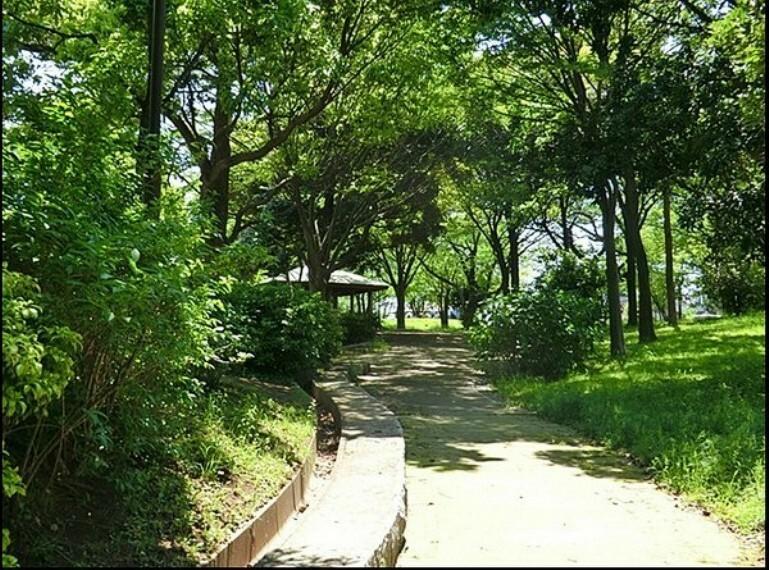 公園 仏向行坐谷公園