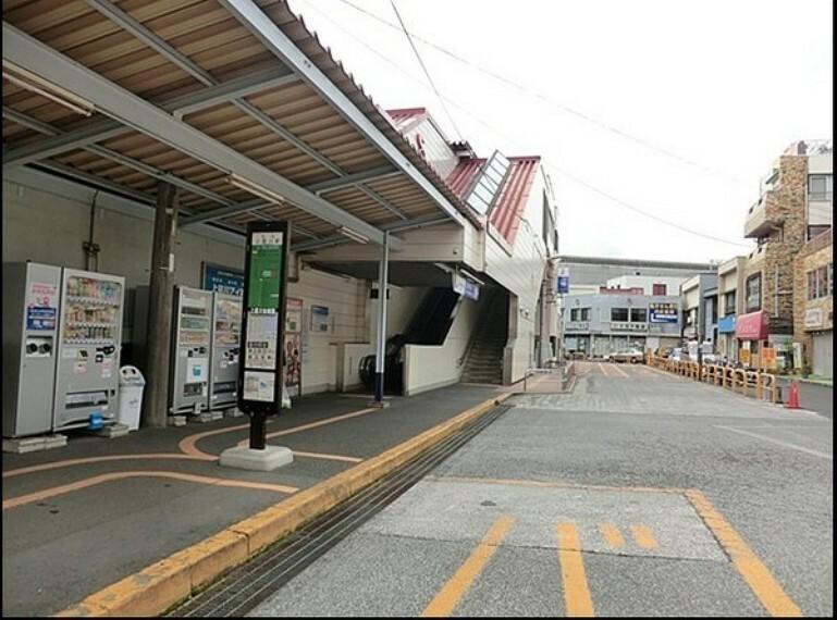 上星川駅(相鉄 本線) ~自然と生活施設の調和がとれた街【上星川駅】~ 駅周辺はスーパーや商店街があり買物施設も十分