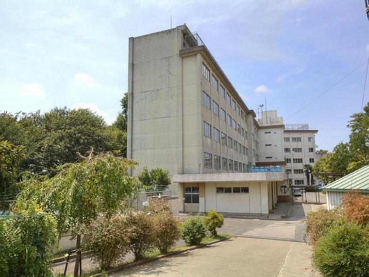 中学校 松戸市立河原塚中学校 徒歩約17分