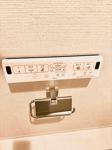 発電・温水設備 発電・温水設備(ウォシュレット)