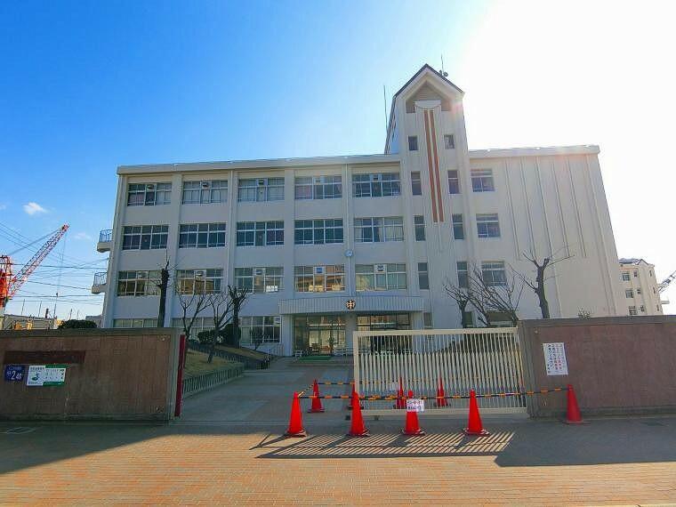 中学校 神戸市立 吉田中学校