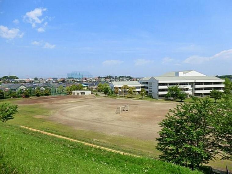 中学校 臼井南中学校