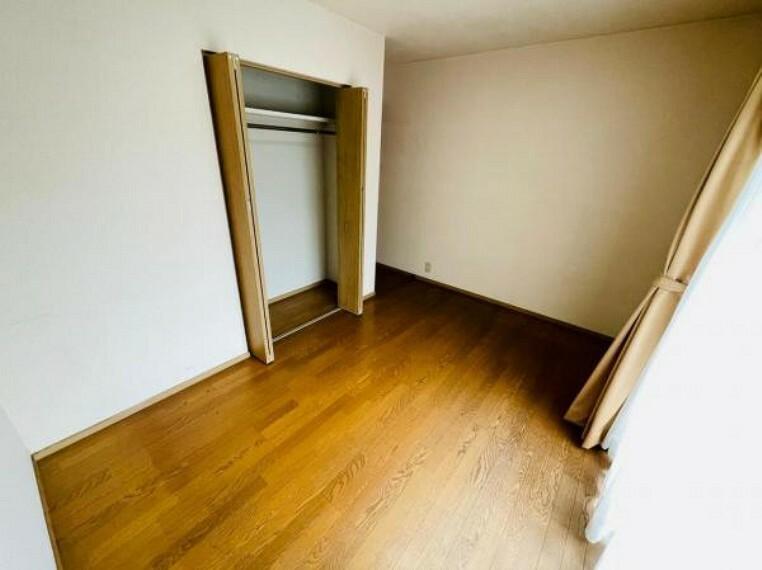 子ども部屋もしっかり確保。自分だけの空間が嬉しい!