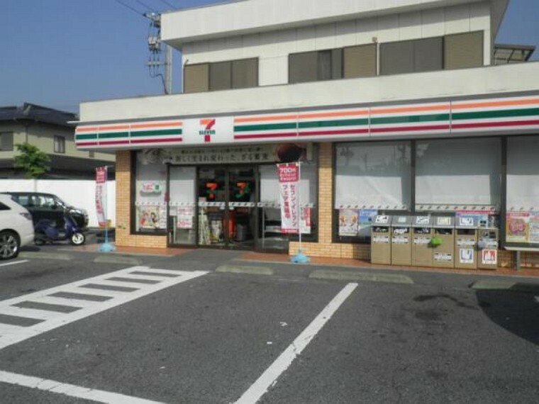 コンビニ セブンイレブン 大竹インター店