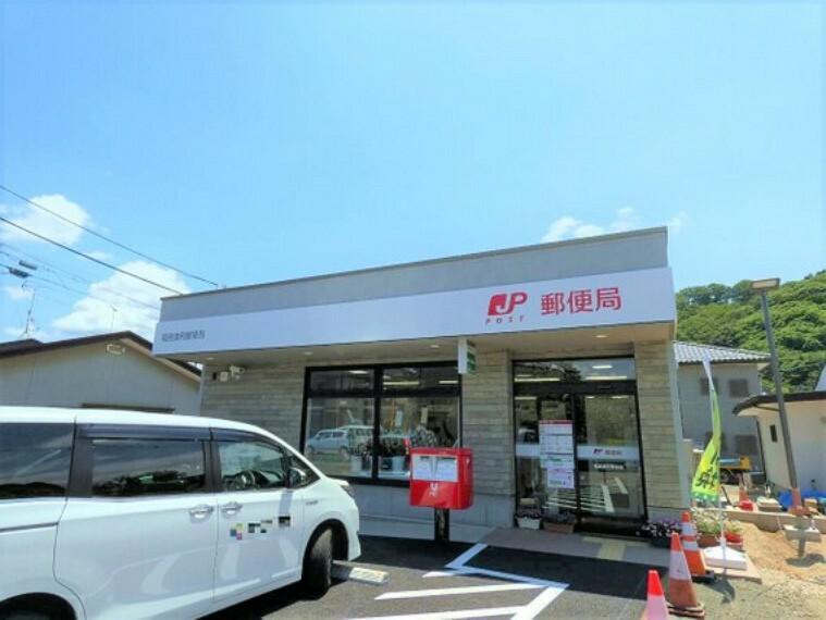 郵便局 福島渡利郵便局 徒歩28分(約2200m)
