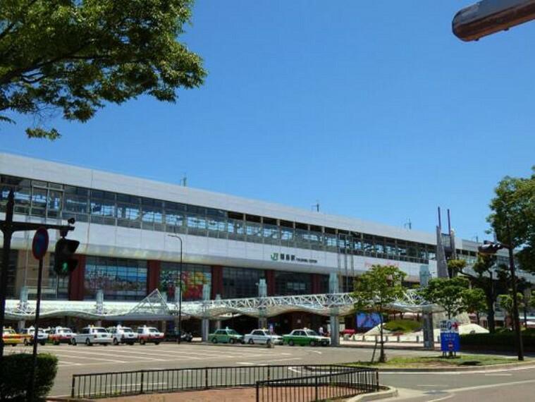 JR福島駅まで徒歩約12分(900m)です。