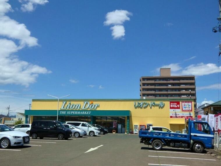 スーパー リオンドール 野田店まで徒歩約6分(500m)です。