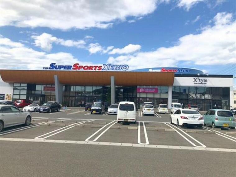 ショッピングセンター ゼビオ 福島南バイパス店 徒歩72分(約5700m)