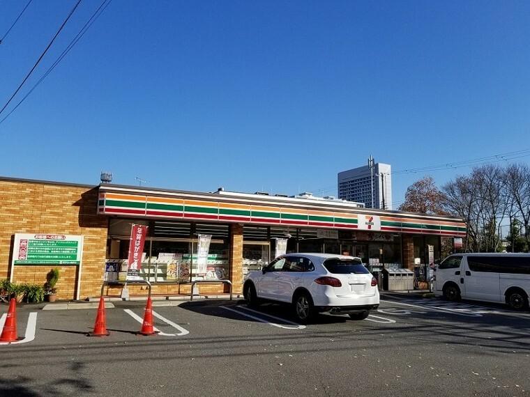 コンビニ セブン-イレブン大阪新北島3丁目店