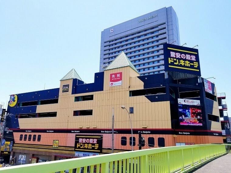 ショッピングセンター ドン・キホーテパウ住之江公園店