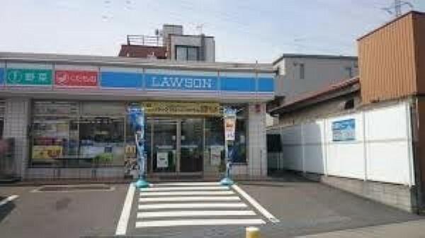 コンビニ ローソン川崎東小倉店