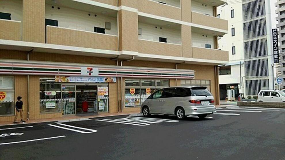 コンビニ セブンイレブン倉敷幸町店