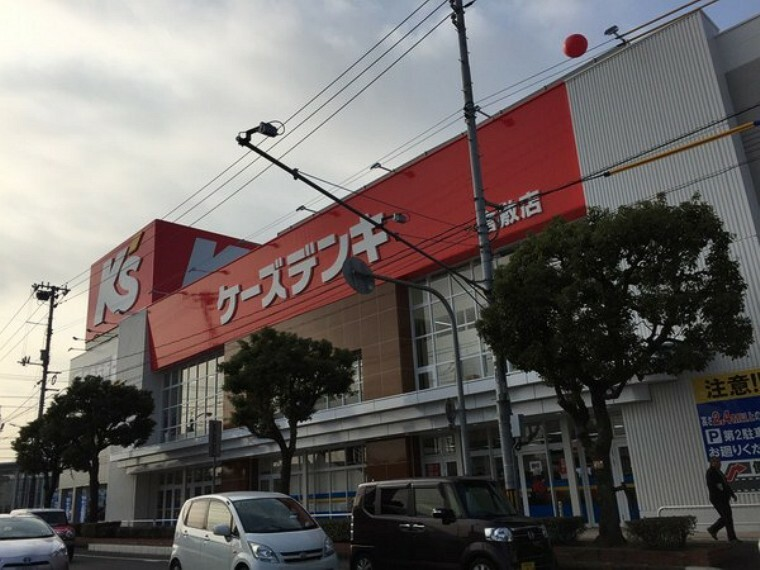ホームセンター ケーズデンキ倉敷店