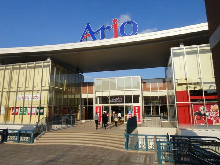 ショッピングセンター アリオ倉敷