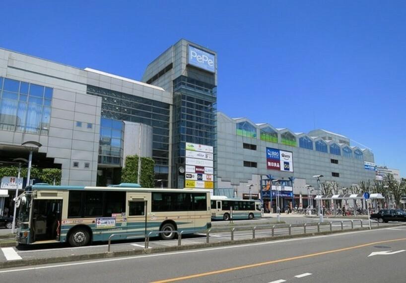 ショッピングセンター 西武本川越ペペ